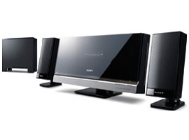 DAV-F200-DVD Home Theatre System