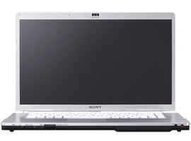 VGN-FW23G/W-VAIO™ Laptops & Computers-FW Series