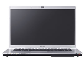 VGN-FW25G/B-VAIO™ Laptops & Computers-FW Series