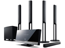 DAV-F500-DVD Home Theatre System