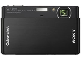 DSC-T77/B-Digital Camera-T Series