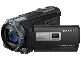 HDR-PJ760VE-Handycam® Camcorder-Flash / Memory Stick