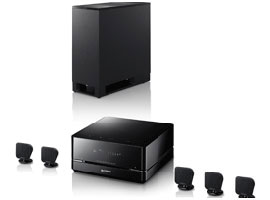 DAV-IS50/B-DVD Home Theatre System