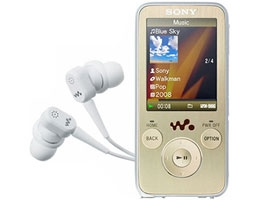 NWZ-S738F/N-Walkman® Digital Media Players-S Series