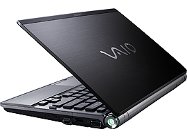 VGN-Z27GN/X-VAIO™ Laptops & Computers-Z Series (VPCZ)