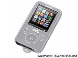 CKM-NWZE430/W-Walkman® Accessories-Cases & Armbands