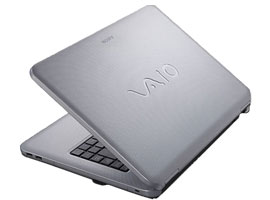 VGN-NS25G/S-VAIO&reg Notebook & Computer-NS Series