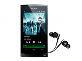 NWZ-Z1050/B-Walkman® Digital Media Players-ZX Series