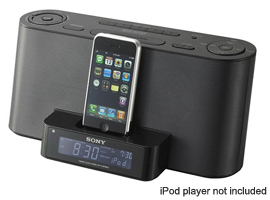 ICF-C1IPMK2-Audio Docks-iPod/iPhone Docks