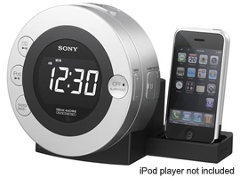 ICF-CD3IP-Audio Docks-iPod/iPhone Docks