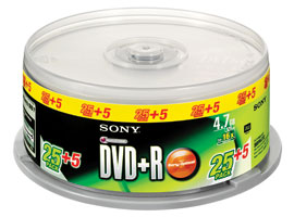 30DPR47S3-Data Storage Media-DVD
