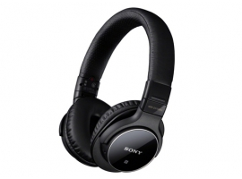 MDR-ZX750BN/B-Headphones-Bluetooth Headphones
