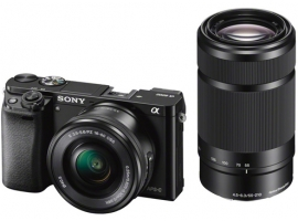 ILCE-6000Y/B-Interchangeable Lens Camera-ILCE-6000