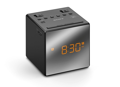 sony alarm clock icf c1 instructions