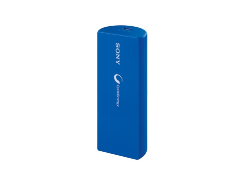 sony cyber energy battery charger manual