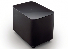 SWF-BR100/B-TV Accessories-Wireless Subwoofer