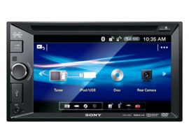 XAV-68BT-Xplod™ In Car Visual-AV Receiver