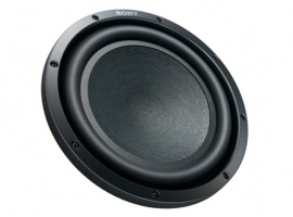 XS-GSW121D-Xplod™ Speakers / Subwoofer-Subwoofer
