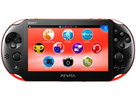 PlayStation®Vita 2000 Series Limited Edition-PlayStation®Vita-Console