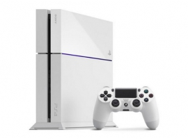 PS4™ 500GB White without Camera-PlayStation®4-Console