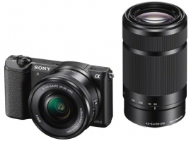 ILCE-5100Y/B-Interchangeable Lens Camera-ILCE-5100