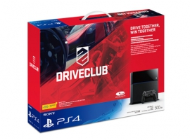 PS4 Drive Club Bundle Pack-PlayStation®4-Console
