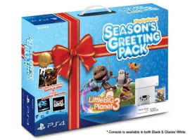 PS4 Seasons Bundle Pack-PlayStation®4-Console