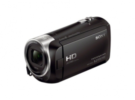 HDR-CX405-Handycam® Camcorder-Flash / Memory Stick