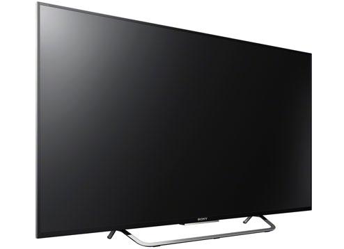 t l viseur sony led 49 pouces 4k 129cm smart tv. Black Bedroom Furniture Sets. Home Design Ideas