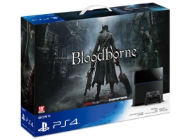 PS4 Bloodborne Bundle Pack-PlayStation®4-Console