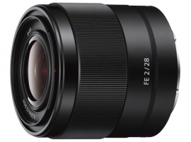 SEL28F20-Interchangeable Lens-Fixed Focal Length