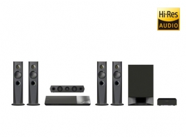 BDV-N7200W/B-Blu-ray Home Theatre Systems