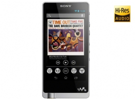 NWZ-ZX1-Walkman® Digital Media Players-ZX Series
