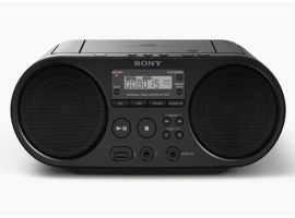 ZS-PS50-CD / Radio / Cassette Player-CD Radio Player