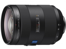 SAL2470Z2-Interchangeable Lens-Carl Zeiss® Lens
