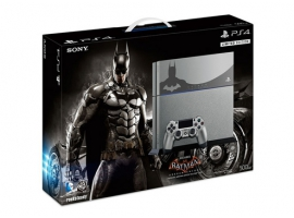 PS4 Batman Arkham Knight Limited Edition Bundle Pack-PlayStation®4-Console