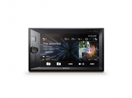 XAV-V630BT-Xplod™ In Car Visual-AV Receiver
