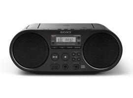 ZS-PS55B-CD / Radio / Cassette Players-CD Radio Player