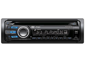 MEX-DV800-Xplod™ In Car Visual-DVD / VCD Player