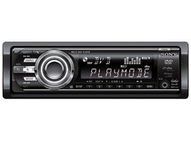 MEX-DV2200-Xplod™ In Car Visual-DVD / VCD Player
