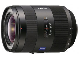 SAL1635Z-Interchangeable Lens-Carl Zeiss® Lens