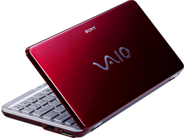 VGN-P15G/R-VAIO™ Laptops & Computers-P Series