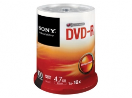 100DMR47S3-Data Storage Media-DVD