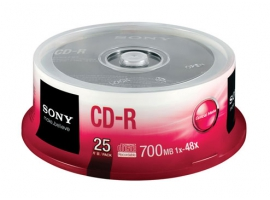 25CDQ80S1-Data Storage Media-CD