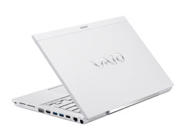 SVS13133CGW-VAIO™ Laptops & Computers-S Series