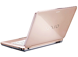 VGN-CS27GJ/C-VAIO&reg Notebook & Computer-CS Series