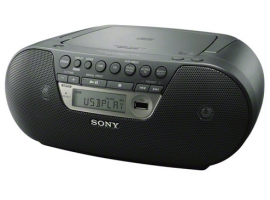 ZS-PS30CP-CD / Radio / Cassette Player-CD Radio Player