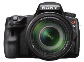 SLT-A37M-Interchangeable Lens Camera-SLT-A37