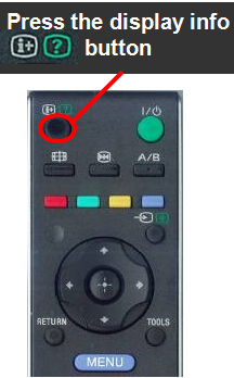 How to remove gray rectangle or clock from screen? | Sony SG