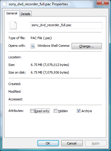 sony dvd rw dw-d150a firmware update mac